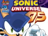 Sonic Universe Issue 75