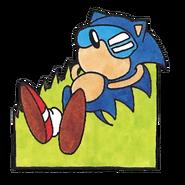 Sonic 1 warning 1