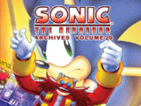 Archie Sonic Archives Volume 20