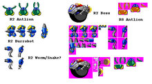 Sonic CD R2 sprites
