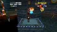 Sonic Heroes Hang Castle Team Dark 18