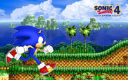 Sonic The Hedgehog 4 - Episode 1- Wallpaper - (4)