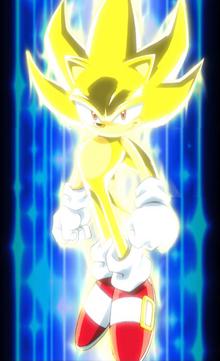 Super Sonic X ep 26