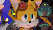 Tails feeling guilty