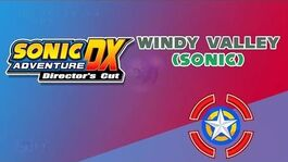 Windy Valley (Sonic) - Sonic Adventure DX Director's Cut