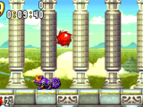 Angel Island Zone (Sonic Advance)