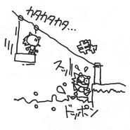Hill Top Sketch 1