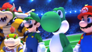 Mario & Sonic at the Olympic Winter Games - Festival Mode - Screenshot 3