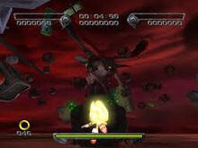 Pelea Devil Doom
