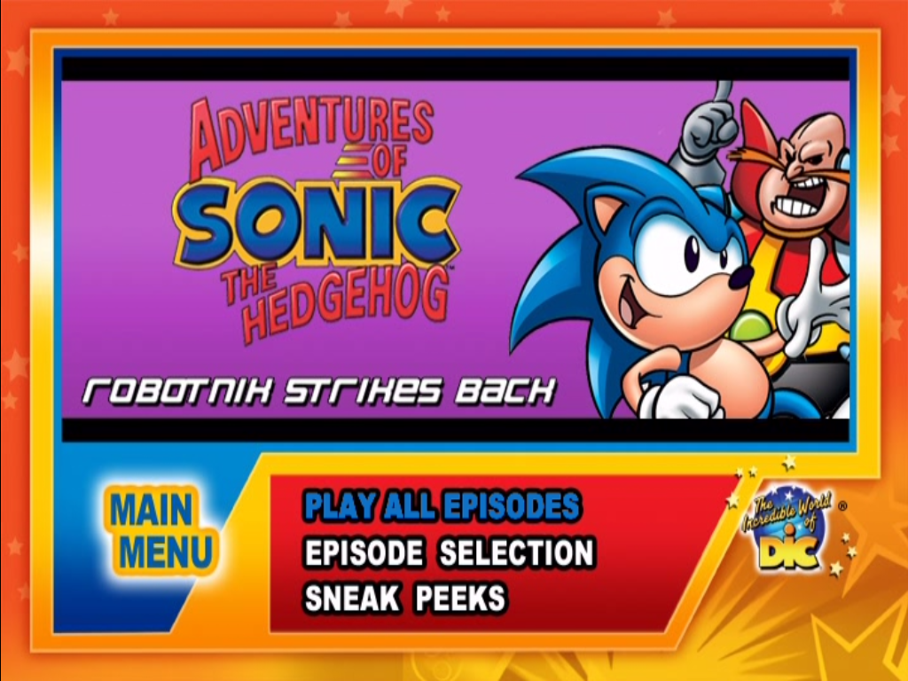 Robotnik Strikes Back Sonic News Network Fandom