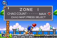 SA3 Chao Playground Chaos Emerald