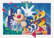 Sega Freaks cards 102