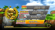 Sega Racing Chao Cup