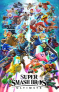 Smash Ultimate Artwork 1