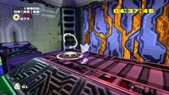 Sonic Adventure 2 (PS3) Cannon's Core Mission 4 A Rank