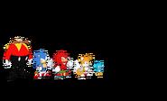 Sonic Mania Adventures koncept 1