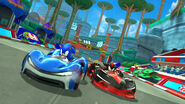 Sonic Racing Screen 2