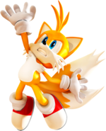 Tails pose 33