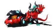 Team Sonic Racing Zavok