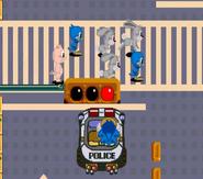 Waku Waku Sonic Patrol Car 06