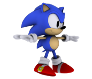 Classic Sonic Model PC Generations