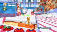 Mario Sonic Olympic Winter Games Gameplay 220