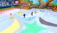 Mario Sonic Olympic Winter Games Gameplay 359