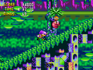 Please put me down, plant-robot. 06