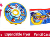 Red Rooster's Sonic Merchandise