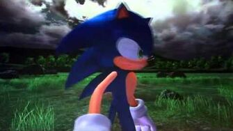 SONIC The Hedgehog (2006) E3 2005 Technical Demonstration Reveal Trailer