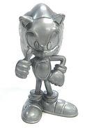 SegaToys SonicX FigureCollection SonicSilver