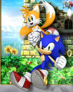 Sonic 4 artwork 2