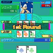Sonic Casino Poker 3