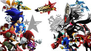 Sonic Forces Heroes Wallpaper -3840x2160-