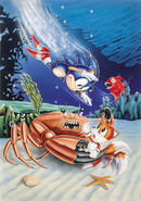 Sonic Hedgehog 2 - Artwork - (4)