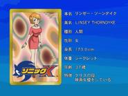 Sonic X karta 101