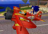 Tornado Sonic Adventure