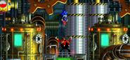 Eggman i Metal Sonic S4