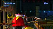 El Death Egg Robot paralizado