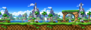 Green Hill Zone 25th Anniversary