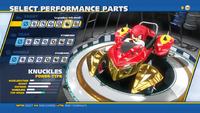 Knuckles Legendary Jolt Hood Rear