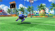 Mario & Sonic at the Rio 2016 Olympic Games - Blue Egg Pawn Rugby Sevens