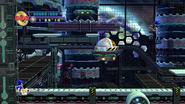 Metal Sonic i Eggmobile 7