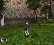 SA Sonic vs Knuckles DX 1