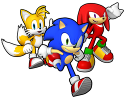 SR Team Sonic