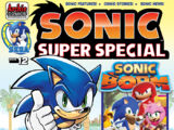 Archie Sonic Super Special Magazine Issue 12