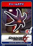 Shadow the Hedgehog karta 17