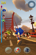 Sonic and his rivals(SFSB)