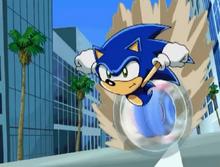 Sonic speed ep 21
