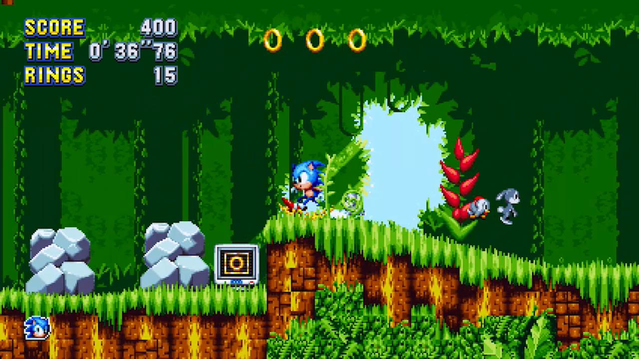 Angel Island Zone (Sonic Mania) | Sonic News Network